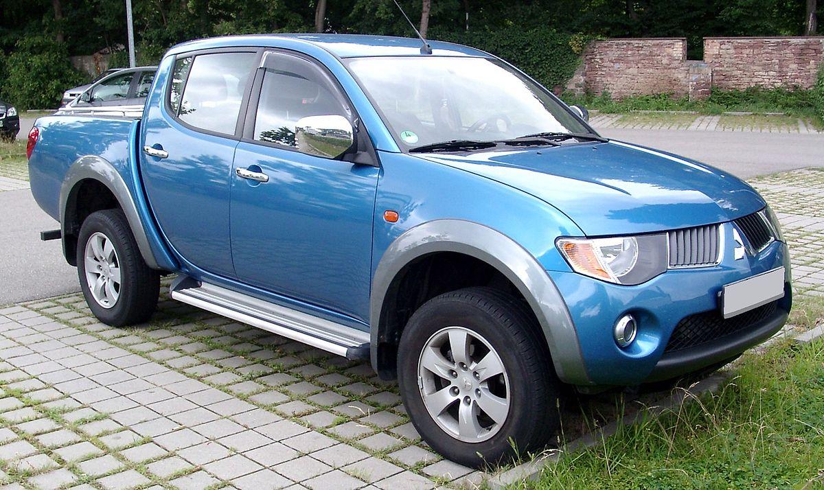 Mitsubishi L200 Википедия