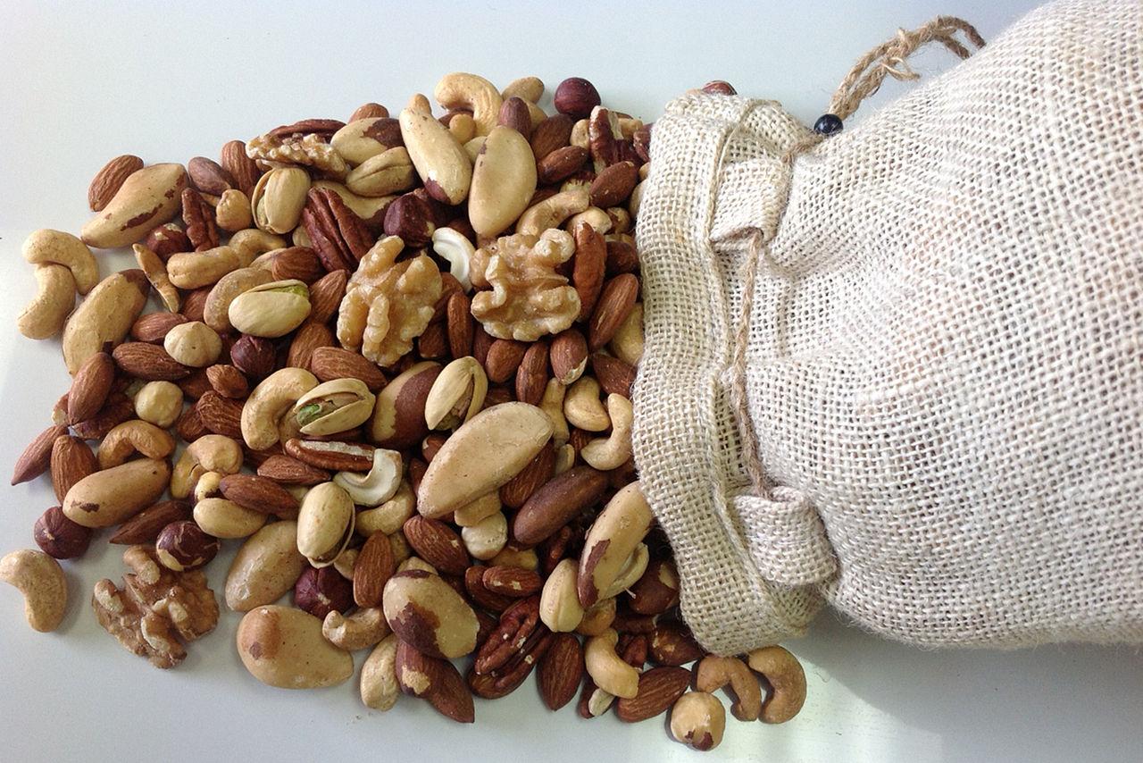 almond-อาหารเพื่อสุขภาพ