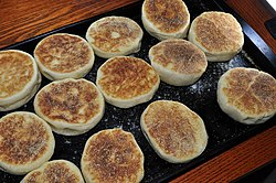 Mmm...English muffins (5393409247).jpg