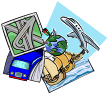 Mode of Transportations Clipart.png