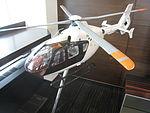 Model of the Eurocopter EC 135 Hermès.JPG