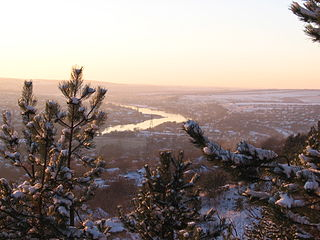 Mohyliv-Podilskyi City in Vinnytsia Oblast, Ukraine