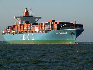Mol Precision p1 approaching Port of Rotterdam, Holland 29-Jan-2006.jpg