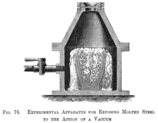 Vacuum metallurgy