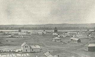 Mondak, Montana Ghost town in Montana, United States