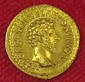 Monetiere di fi, moneta romana imperiale, marco aurelio.JPG