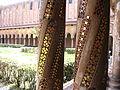 Monreale - Mosaiques dans le cloître.JPG