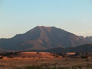 Monte Arcosu - Image: Monte Arcosu 02
