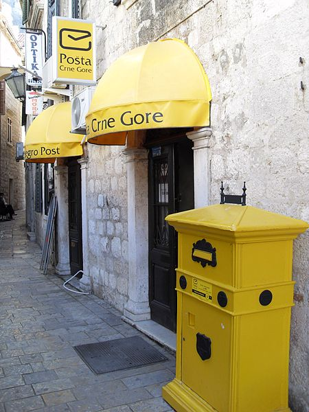 File:Montenegro.Post.Office.Kotor,.JPG