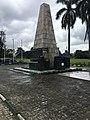 Monument at the Isaac Adaka Boro Park.jpg