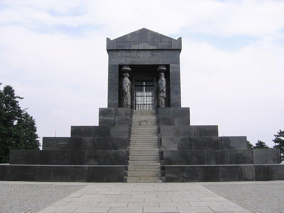Monument au soldat inconnu mont Avala