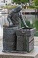 Monument to Fisherman's Wife - Alesund, Norway - panoramio.jpg