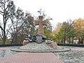 Monument to the Ukrainian Cossacks, Poltava.jpg
