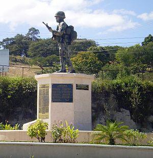Monumento del Soldado Tegucigalpa