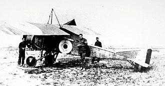 Morane-Saulnier L - RFC Morane-Saulnier L