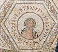 Mosaico del Planetario, ruinas romanas de Itálica, Santiponce, Sevilla, España, 2015-12-06, DD 23.JPG