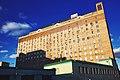 Moscow, Post of Russia building near Kazansky Rail Terminal (2).jpg