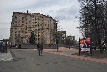 Как доехать до Новоалексеевская Улица на общественном транспорте