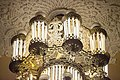 Moscow, VDNKh, chandelier at the Uzbekistan pavilion (10656511564).jpg