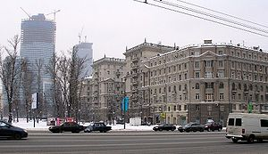 Dorogomilovo District - Kutuzovsky 26, Leonid Brezhnev's home