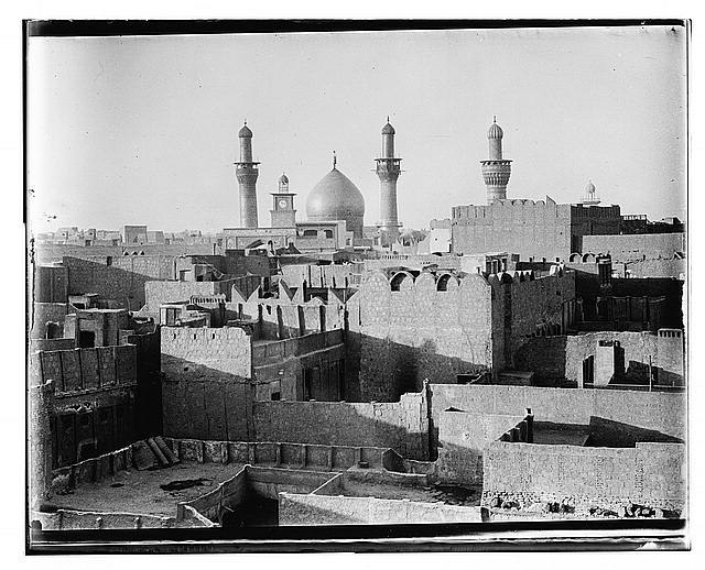 Mosque of Kerbela 1932 (PD)