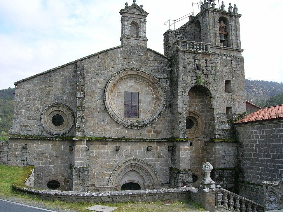 Mosteiro de San Clodio de Leiro