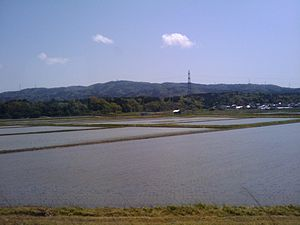 Hōdatsushimizu, Ishikawa - Image: Mount Hodatsu 01