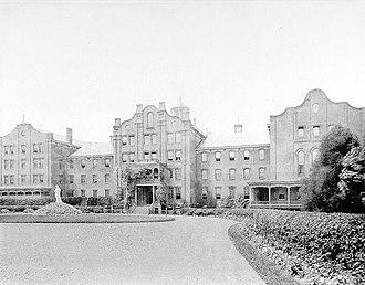 Mount de Chantal Visitation Academy - Mount de Chantal Visitation Academy (1889)