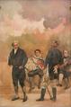 Mouzinho da Silveira, Duque de Palmela, Duque de Saldanha, e José da Silva Carvalho (1926) - Columbano Bordalo Pinheiro (Palácio de São Bento).png