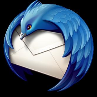 Mozilla Thunderbird - Image: Mozilla Thunderbird logo