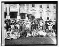 Mrs. Harding & children of D.A.R., 4-16-21 LOC npcc.03945.jpg