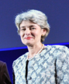 Ms Irina Bokova, Director-General of UNESCO.png