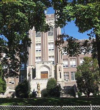 Wakefield, Bronx - Mount Saint Michael Academy