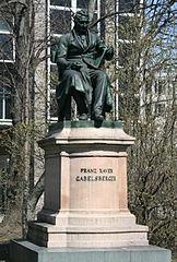 Denkmal für Franz Xaver Gabelsberger