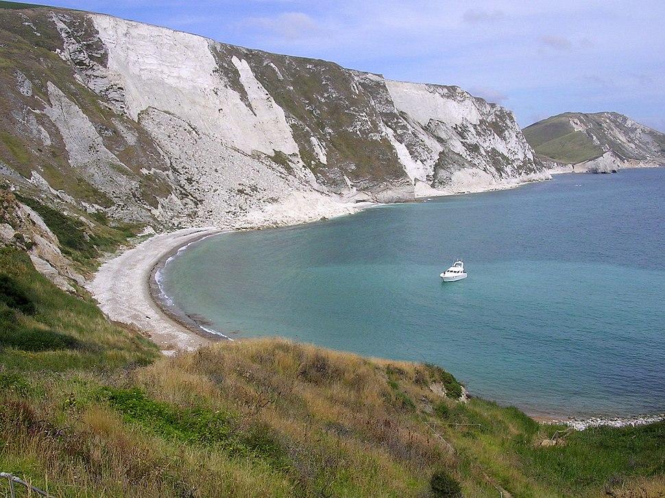 Mupe Bay cliffs