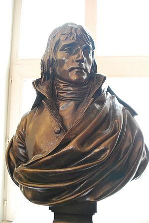 Charles-Louis Corbet - Image: Musée des Canonniers Lille Bust of Napoléon Bonaparte