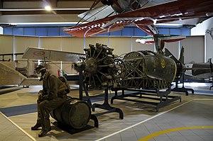 Museo dell'Aeronautica Gianni Caproni M.C.200.JPG