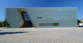 POLIN Museum of the History of Polish Jews - The museum building