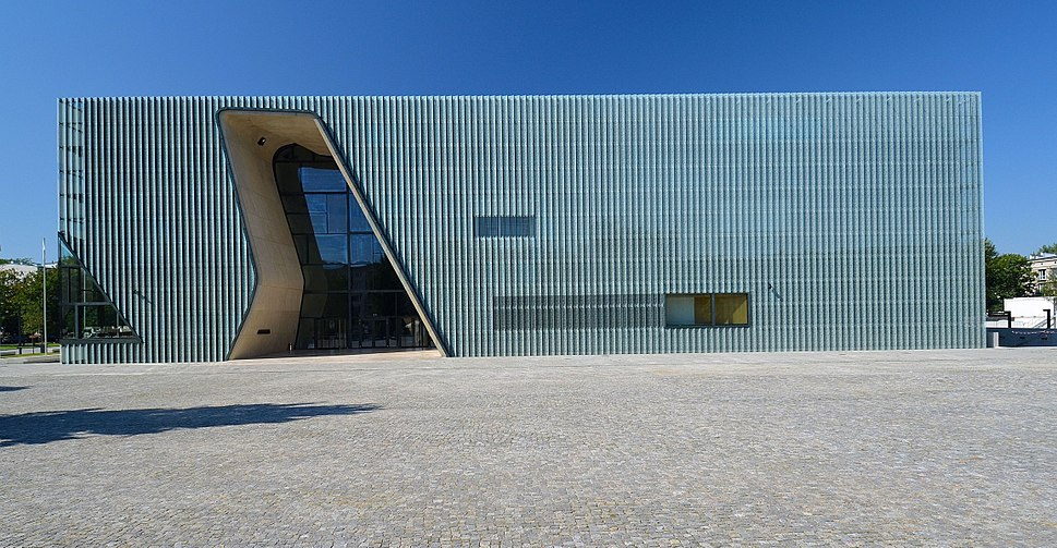 Museum of the History of Polish Jews in Warsaw 011