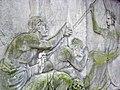 Musgrave Watson frieze in Battishill Gardens - geograph.org.uk - 1363605.jpg