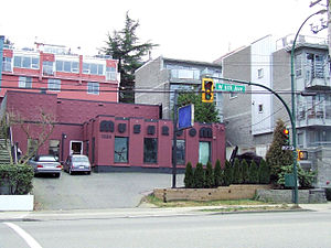Mushroom Studios - Mushroom Studios - Vancouver