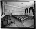 Music Hall, 154 West Fifty-seventh Street, New York, New York County, NY HABS NY,31-NEYO,108-16.tif