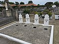 Muslim World War I graves in the cemetery of Capbreton.jpg