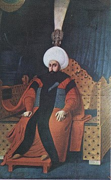 Le sultan Moustapha IV