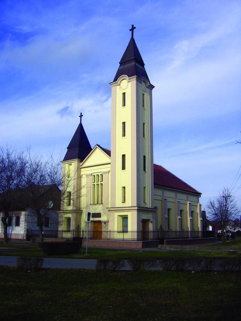 Muzej u Vrbasu, Metodističko-evangelistička crkva