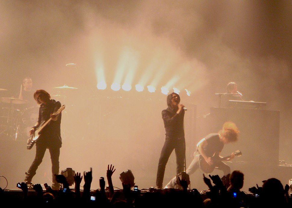 My Chemical Romance nov 2007 1