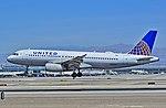 N470UA United Airlines 2001 Airbus A320-232 - cn 1427 (14291795906).jpg