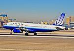 N478UA United Airlines 2001 Airbus A320-232 C-N 1533 (6384430457).jpg