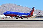 N8608N Southwest Airlines 2013 Boeing 737-8H4(WL) - cn 36638 - ln 4323 (14358487697).jpg