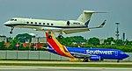 N945TM Gulfstream G550 s n 5086 (42886706125).jpg